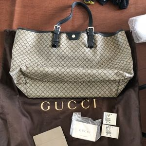 Gucci tote purse
